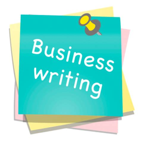 Business proposal report writing